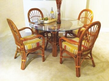 Strachan 5 Piece Dining Set by Bay Isle Home