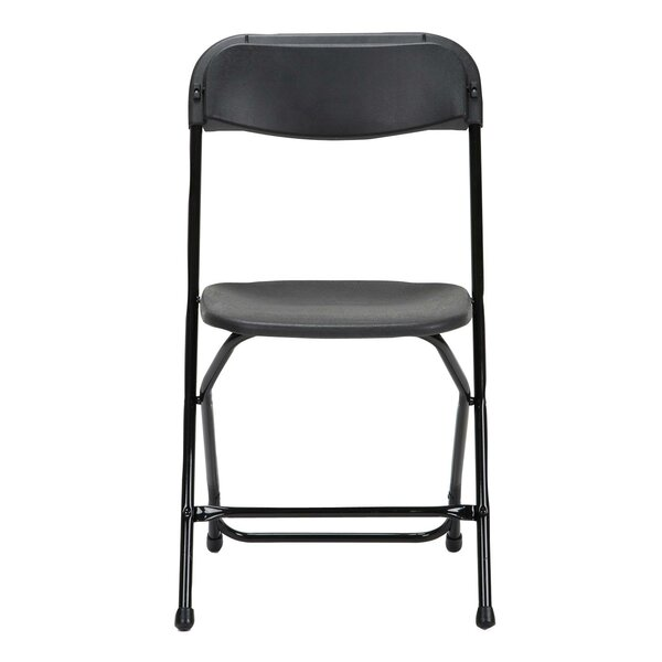 Zown Heavy Duty Resin Folding Chair (Set of 8) by Cosco Home and Office