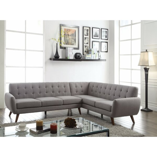 Kyzer Sectional by Wrought Studio