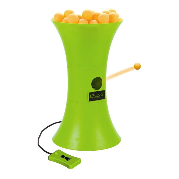 iPong Topspin Ball Dispensing Machine by iPONG