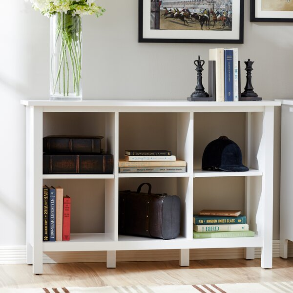 Broadview Cube Unit Bookcase by Three Posts