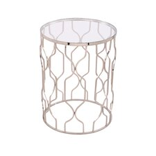 Splendor End Table by Foreign Affairs Home Decor