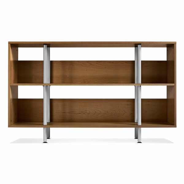Chicago Low Boy Standard Bookcase by Blu Dot