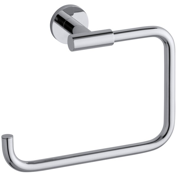 Stillness Wall Mounted Towel Ring by Kohler