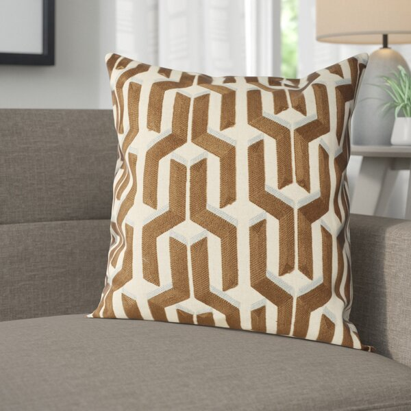 Chalfont Cotton Throw Pillow (Set of 2) by Corrigan Studio
