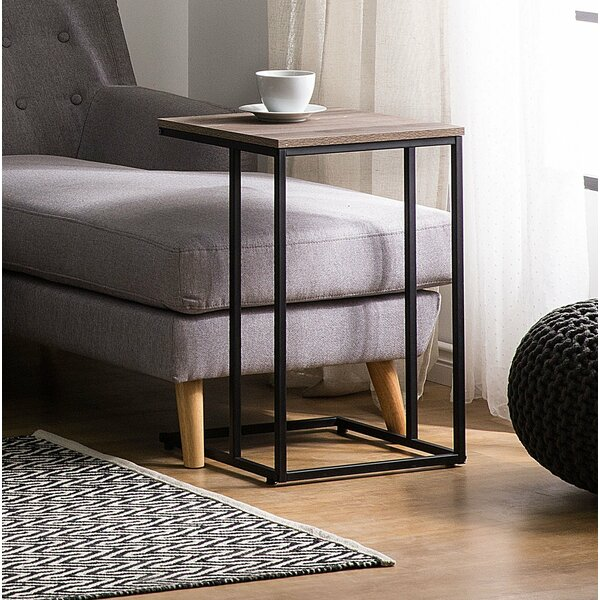 Bell End Table by Union Rustic