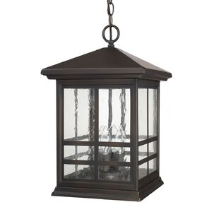 Affordable Price Macy 4-Light Outdoor Hanging Lantern By Latitude Run