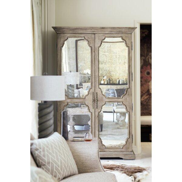 Terrific Campania Tv Armoire By Bernhardt Savings Country Cottage Interior Design Ideas Clesiryabchikinfo
