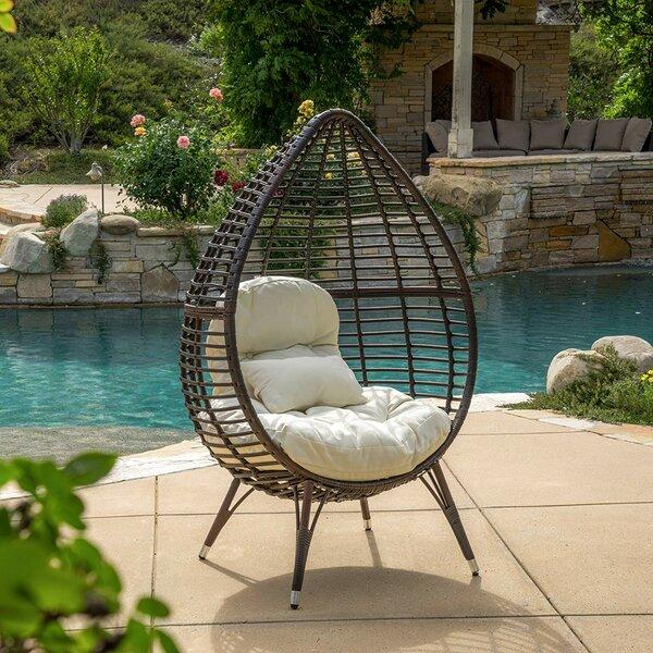 Kevon Teardrop Chair by Bayou Breeze Bayou Breeze