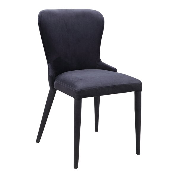 Colter Upholstered Dining Chair (Set Of 2) By Everly Quinn