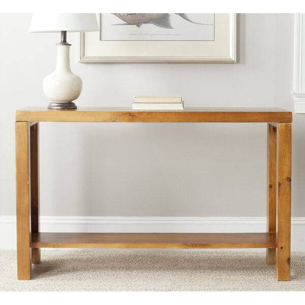 Dowdy Console Table by Millwood Pines