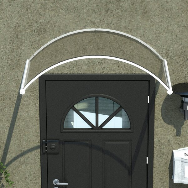 Orion™ 4.5 ft. W x 3 ft. D Door Awning by Palram