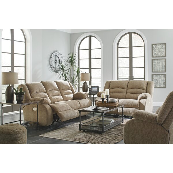 Katniss Reclining Configurable Living Room Set by Red Barrel Studio