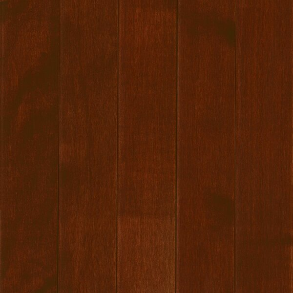 Prime Harvest 5 Solid Maple Hardwood Flooring in Wine Trail by Armstrong Flooring