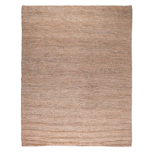 Valerie Mushroom Wool Jute Area Rug by Kosas Home