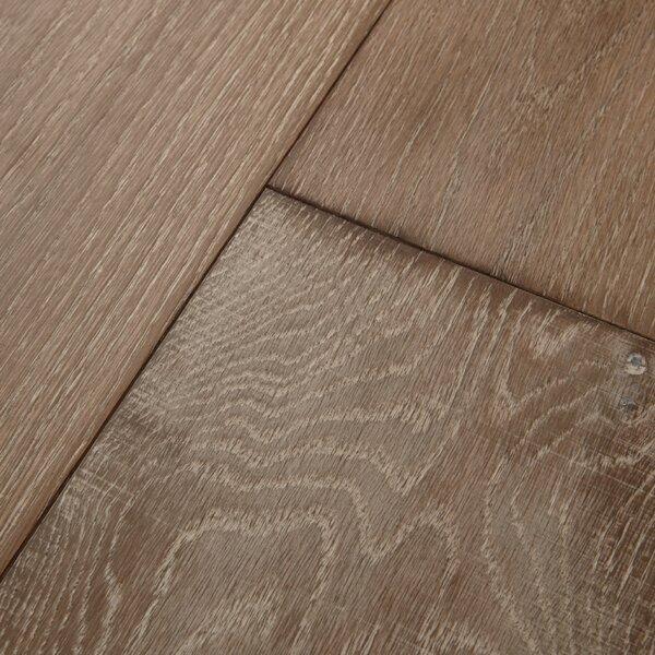 Antigua 7 Engineered Oak Hardwood Flooring in Linen by Mannington