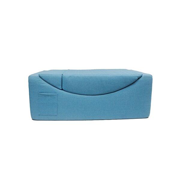 Volkman Convertible Lounge Bench by Latitude Run