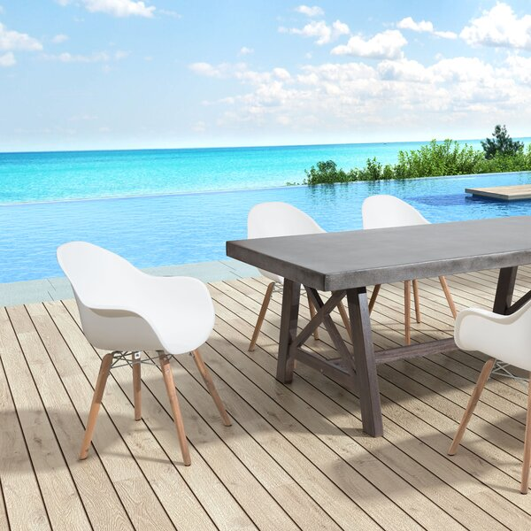 Sona Patio Dining Chair (Set of 4) by Orren Ellis