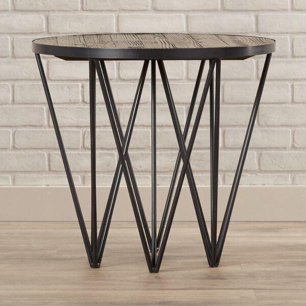 Ruffin End Table by Sunpan Modern