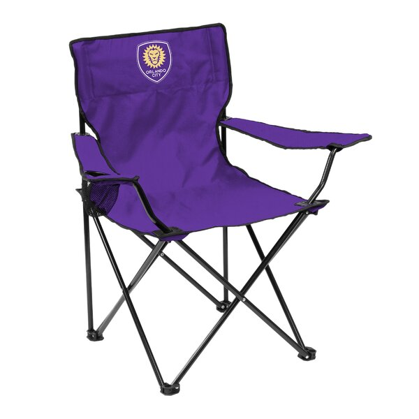 MLS Quad Camping Chair by Logo Brands