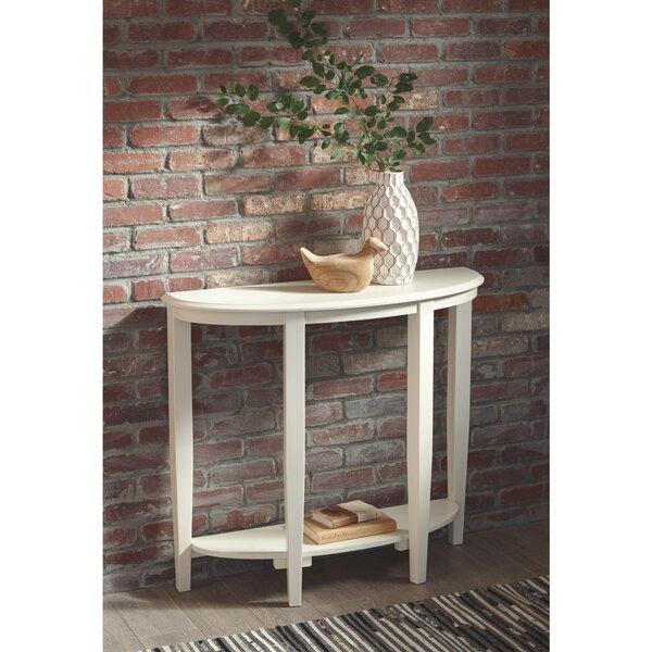 Patio Furniture Saucedo Console Table