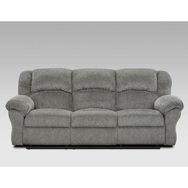 Thomason Reclining Sofa by Canora Grey