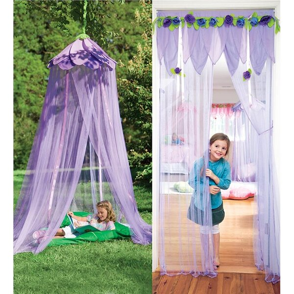 Secret Garden Hideaway Bed Canopy by HearthSong
