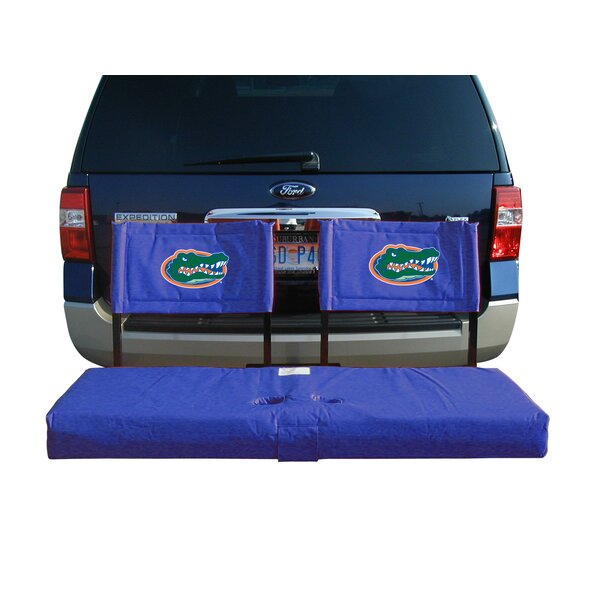 NCAA Tailgate Folding Stadium Seat Cover by Rivalry