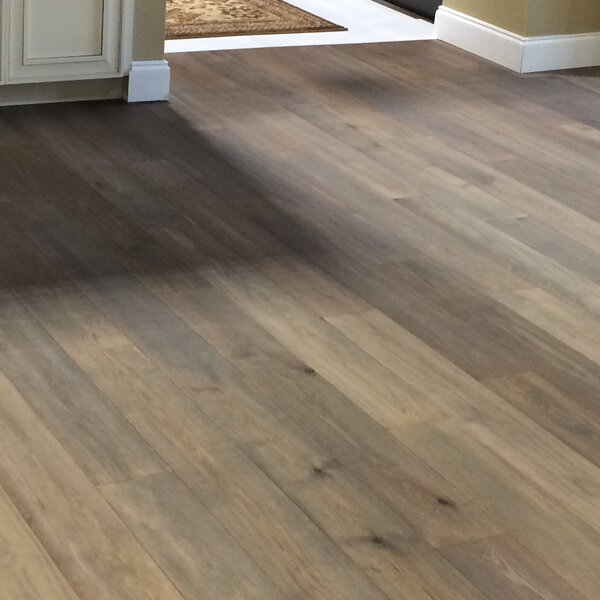 6.25 Engineered Oak Hardwood Flooring in Argento by Meritage Hardwood