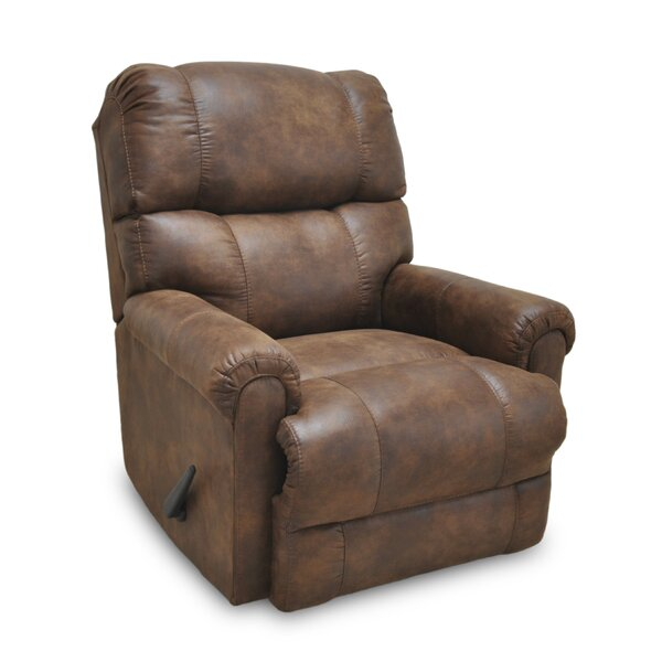 Alaine Manual Rocker Recliner by Darby Home Co