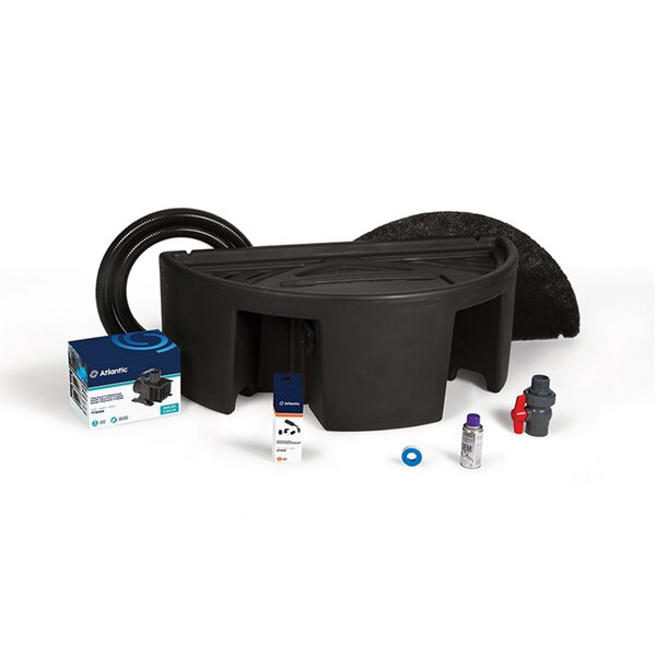 Basin and Pump Kit by Atlantic Water Gardens