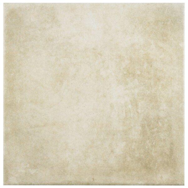 Bartolo 9.5 x 9.5 Porcelain Field Tile in Natural by EliteTile