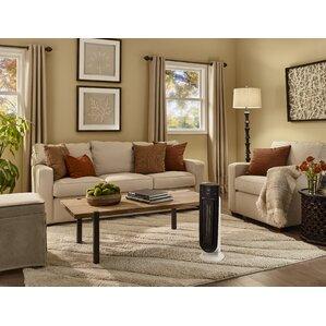 1,500 Watt Portable Electric Fan Tower Heater