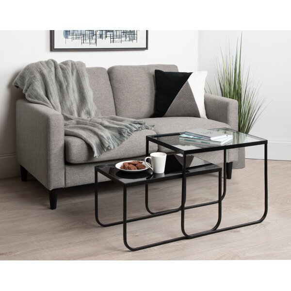 Reva 2 Piece Nesting Tables By Ivy Bronx 2019 Sale
