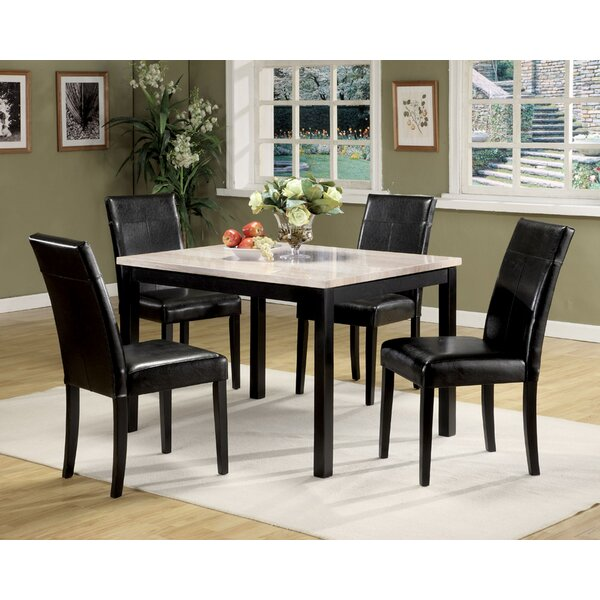 Neptune 5 Piece Dining Set by Canora Grey