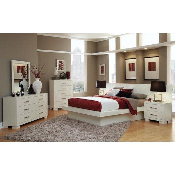 Hammes Platform Configurable Bedroom Set by Ebern Designs