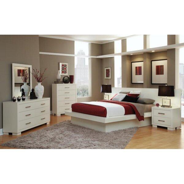 Hammes Platform Configurable Bedroom Set by Ebern Designs