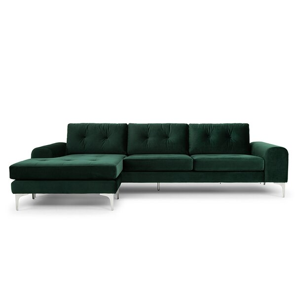 Gilliam Reversible Sectional by Brayden Studio