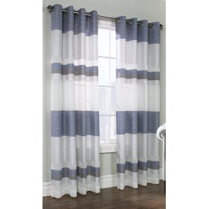 Nicolette Single Curtain Panel