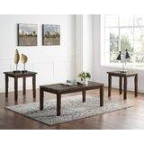 Collene 3 Piece Coffee Table Set by Latitude Run®