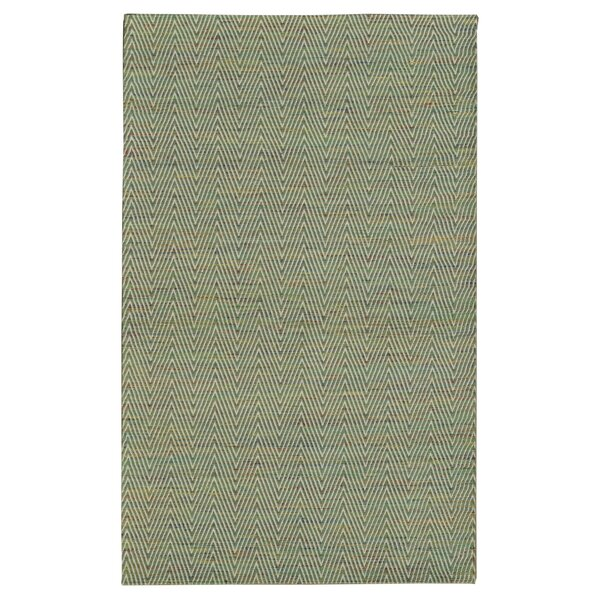 Dior Green Area Rug by Noble House