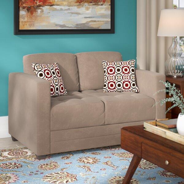 Serta Upholstery Espen Loveseat by Andover Mills