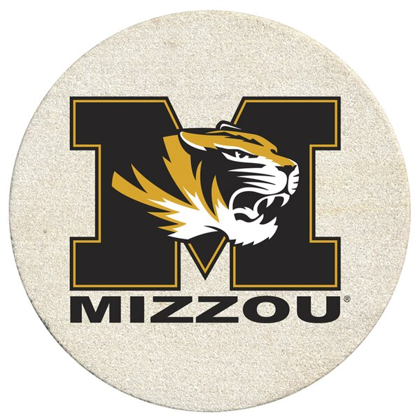 University of Missouri Collegiate Coaster (Set of 4) by Thirstystone
