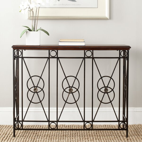 Dustin Console Table by Safavieh