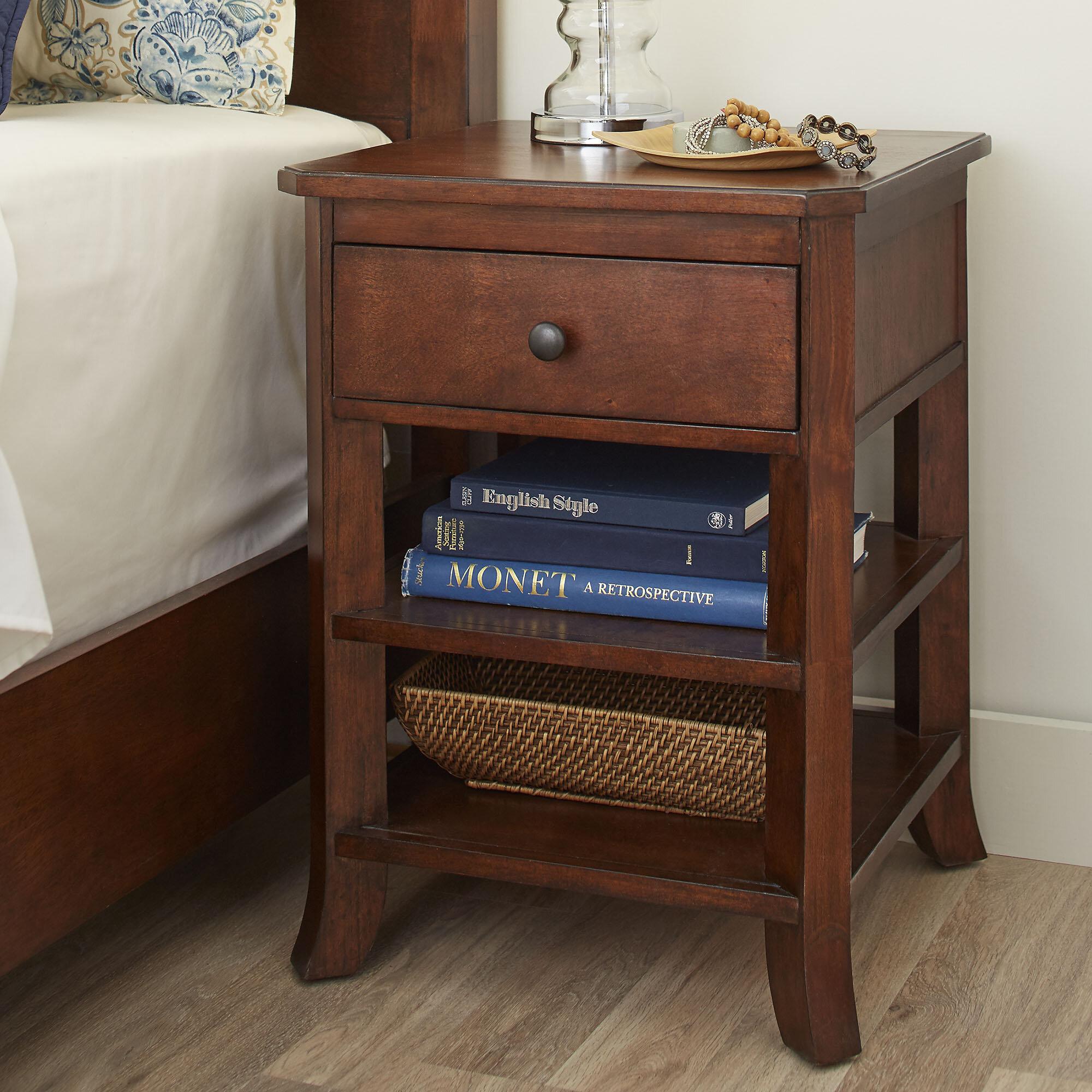 birch lane™ friedman 1 drawer nightstand | birch lane Nightstand
