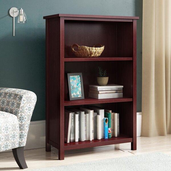 Nibbi Standard Bookcase by Alcott Hill