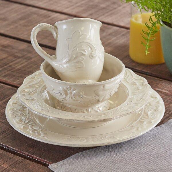 Trufant 16 Piece Dinnerware Set, Service for 4 by Birch Lane™