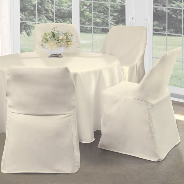 Folding Chair Slipcover by Fresh Ideas