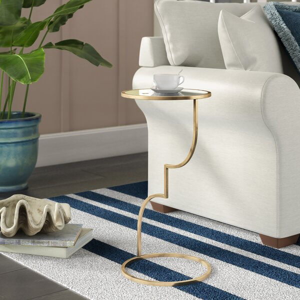 Lunt End Table by Ivy Bronx