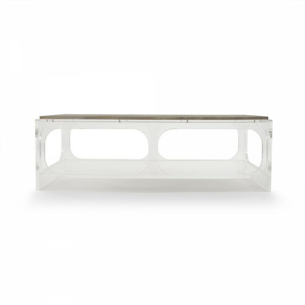 Duren Coffee Table by Rosecliff Heights Rosecliff Heights